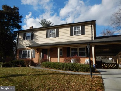 1024 Tracy Drive, Silver Spring, MD 20904 - MLS#: 1004289673
