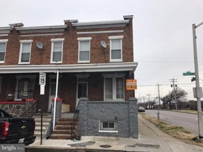 1201 Curley Street N, Baltimore, MD 21213 - MLS#: 1004289969