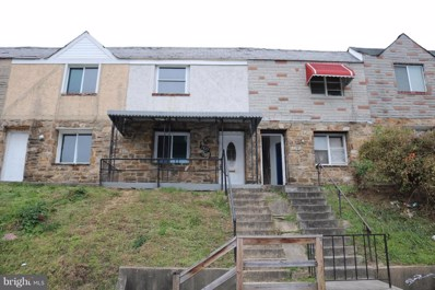 3827 8TH Street, Baltimore, MD 21225 - #: 1004290047