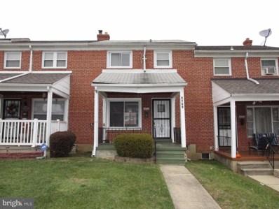 4702 Williston Street, Baltimore, MD 21229 - MLS#: 1004290353