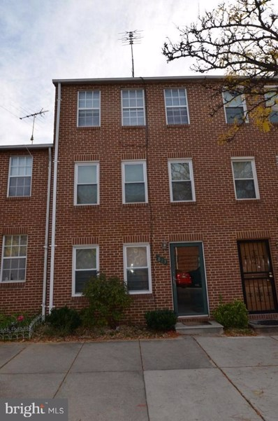 813 Aisquith Street, Baltimore, MD 21202 - MLS#: 1004293359
