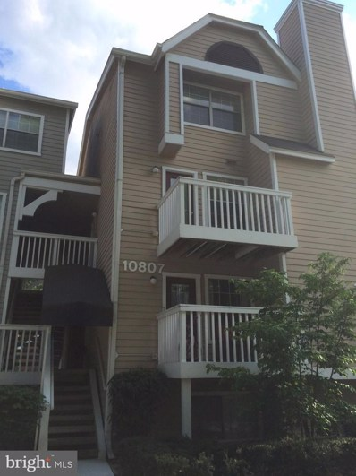 10807 Hampton Mill Terrace UNIT 200, Rockville, MD 20852 - MLS#: 1004293507