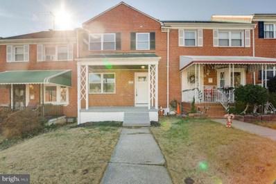 1723 Ingram Road, Baltimore, MD 21239 - MLS#: 1004294777