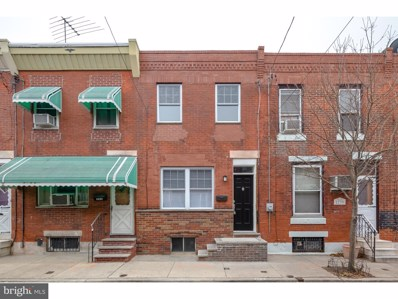 1737 S Hicks Street, Philadelphia, PA 19145 - MLS#: 1004295579