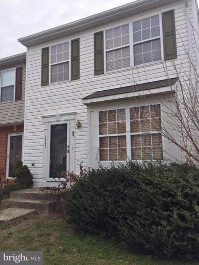 1745 Carriage Lamp Court, Severn, MD 21144 - MLS#: 1004296131