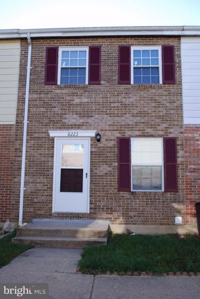 8223 Dunfield Court, Severn, MD 21144 - MLS#: 1004296577