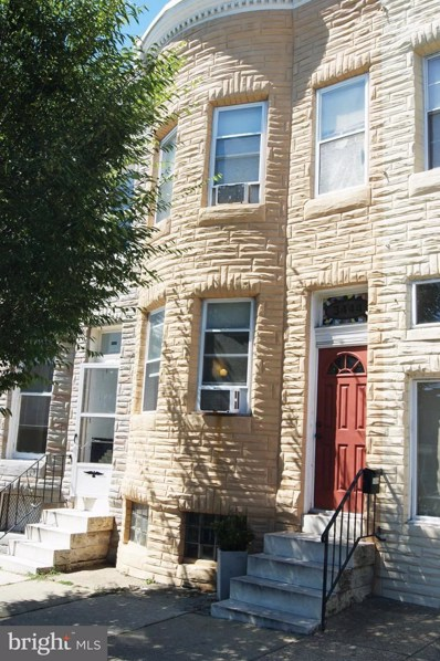 3444 Chestnut Avenue, Baltimore, MD 21211 - MLS#: 1004301945