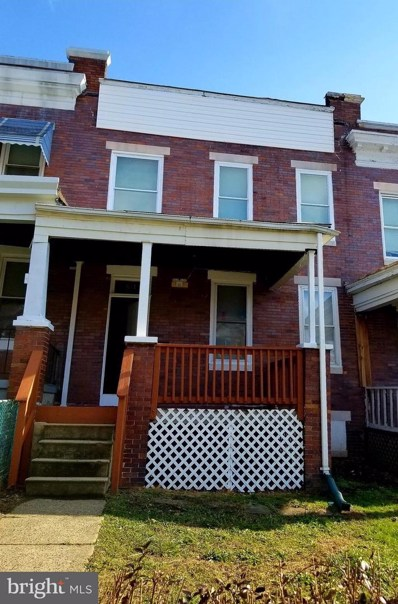 611 Edgewood Street, Baltimore, MD 21229 - MLS#: 1004302197