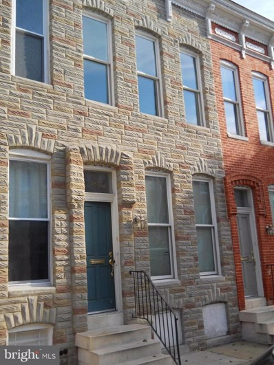 1817 Druid Hill Avenue, Baltimore, MD 21217 - #: 1004302451