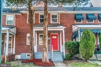 1305 Silverthorne Road, Baltimore, MD 21239 - MLS#: 1004303195