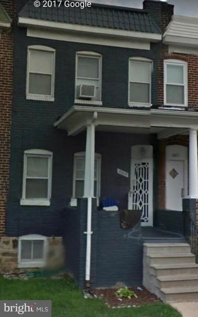 2609 Lauretta Avenue, Baltimore, MD 21223 - MLS#: 1004303251