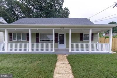 108 Walden Street, Manassas Park, VA 20111 - #: 1004307640