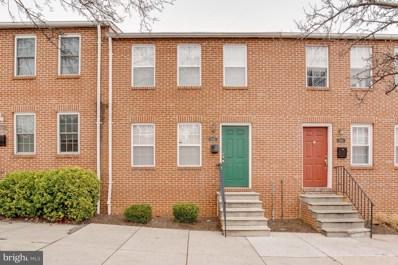 1005 Central Avenue, Baltimore, MD 21202 - MLS#: 1004313875