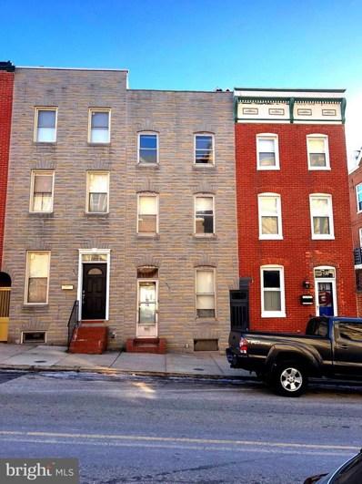 1915 Lombard Street, Baltimore, MD 21231 - MLS#: 1004314517