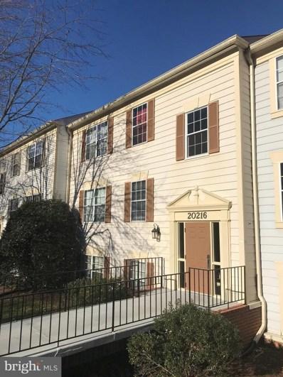 20216 Shipley Terrace UNIT 201-8B, Germantown, MD 20874 - MLS#: 1004314525