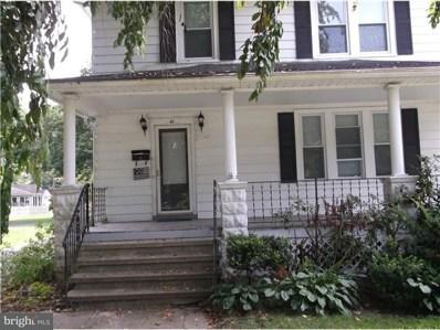 61 Elizabeth Street, Pemberton, NJ 08068 - #: 1004315387