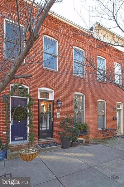 3321 Hudson Street, Baltimore, MD 21224 - MLS#: 1004320619