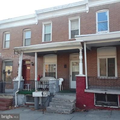 1414 Milton Avenue N, Baltimore, MD 21213 - MLS#: 1004321061