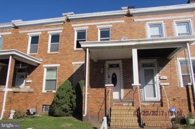 1947 Griffis Avenue, Baltimore, MD 21230 - MLS#: 1004321179