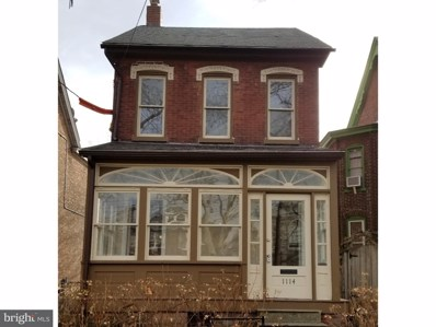 1114 E High Street, Pottstown, PA 19464 - MLS#: 1004321261