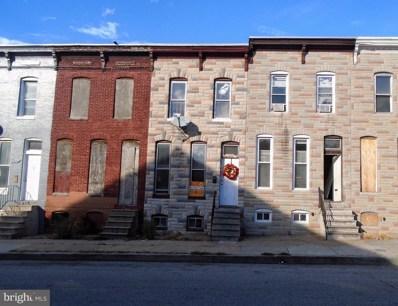 2110 Biddle Street, Baltimore, MD 21213 - MLS#: 1004321695