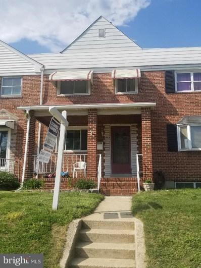 7802 Kavanagh Road, Baltimore, MD 21222 - MLS#: 1004322043