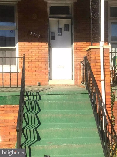 2222 Penrose Avenue, Baltimore, MD 21223 - MLS#: 1004322125