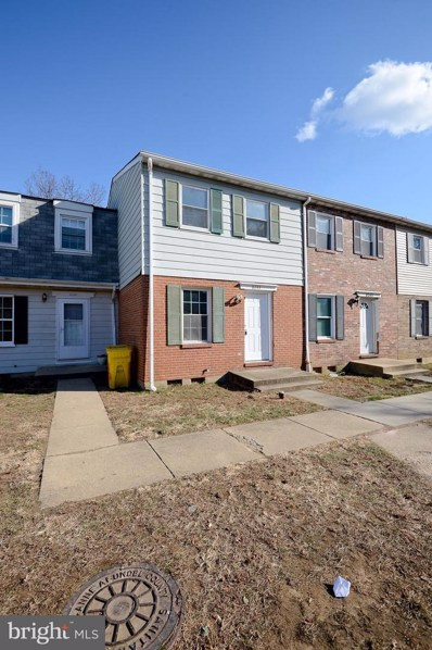 8243 Parham Court, Severn, MD 21144 - MLS#: 1004325649
