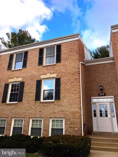 814 Quince Orchard Boulevard UNIT 101, Gaithersburg, MD 20878 - MLS#: 1004327715
