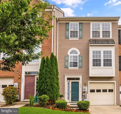204 Oliver Heights Road, Owings Mills, MD 21117 - MLS#: 1004327791