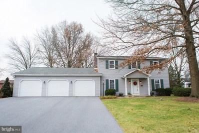 1288 Cherry Tree Lane, Chambersburg, PA 17202 - MLS#: 1004328205