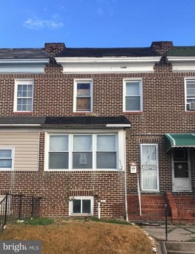 3541 3RD Street, Baltimore, MD 21225 - MLS#: 1004328407