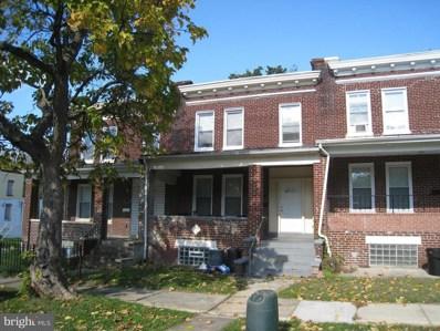2806 Springhill Avenue, Baltimore, MD 21215 - MLS#: 1004336713