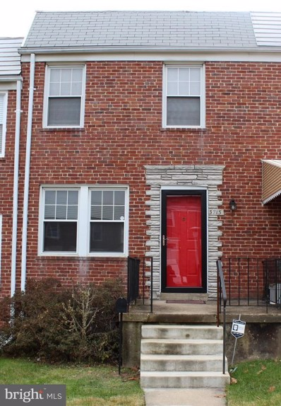 3713 Elmora Avenue, Baltimore, MD 21213 - MLS#: 1004337059