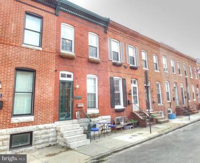 1735 Clarkson Street, Baltimore, MD 21230 - MLS#: 1004337067
