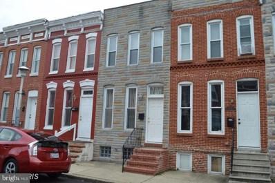 1135 Sargeant Street, Baltimore, MD 21223 - MLS#: 1004338947