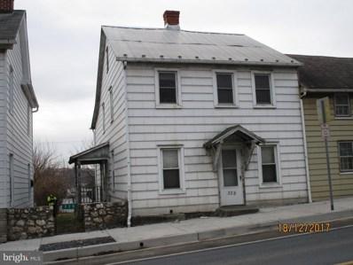 328 Main Street E, Emmitsburg, MD 21727 - MLS#: 1004342251