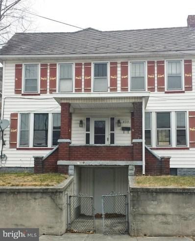439 Columbia Street, Cumberland, MD 21502 - #: 1004342333