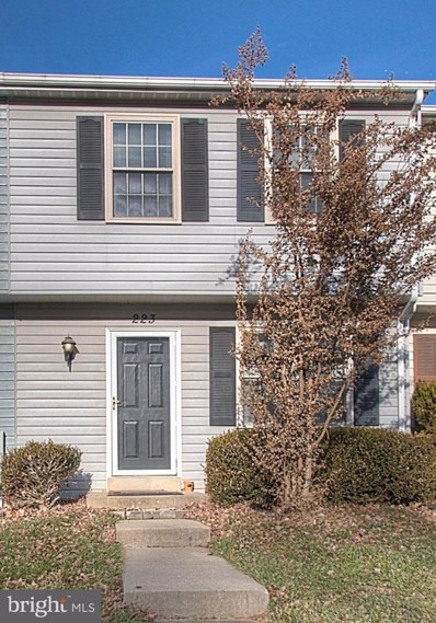 223 Stubblefield Way, Silver Spring, MD 20905 - MLS#: 1004342449