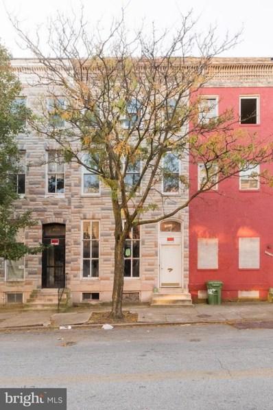 1827 Lexington Street W, Baltimore, MD 21223 - MLS#: 1004342743