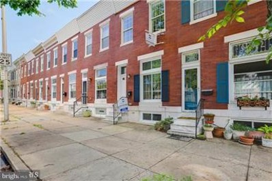 833 Conkling Street, Baltimore, MD 21224 - MLS#: 1004343883