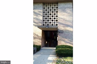 7244 Donnell Place UNIT D-2, District Heights, MD 20747 - MLS#: 1004344311
