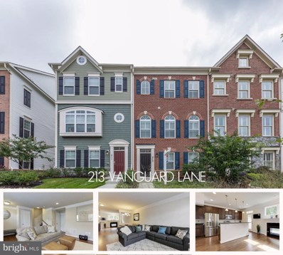213 VanGuard Lane, Annapolis, MD 21401 - #: 1004348484