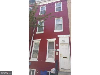 1711 N Gratz Street UNIT 3, Philadelphia, PA 19121 - MLS#: 1004350379