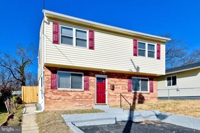 823 Clovis Avenue, Capitol Heights, MD 20743 - MLS#: 1004350971