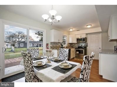 68 New Castle Lane, Willingboro, NJ 08046 - MLS#: 1004351133