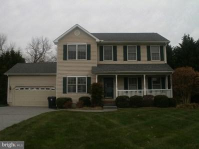 416 Mannering Drive, Camden, DE 19901 - MLS#: 1004351211
