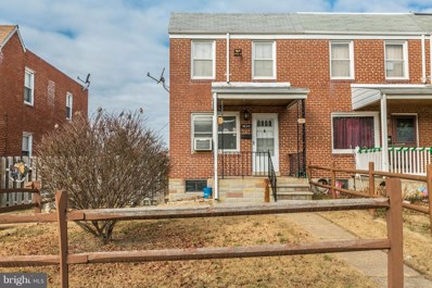 3622 Clarenell Road, Baltimore, MD 21229 - MLS#: 1004351791