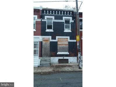 2122 N Woodstock Street, Philadelphia, PA 19121 - MLS#: 1004357447