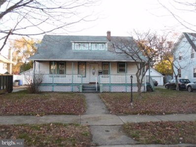 609 Delaware Avenue, Riverside, NJ 08075 - MLS#: 1004357691